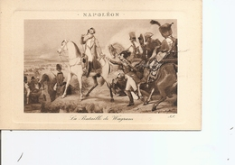 Napoléon - Bataille De Wagram ( CP Neuve De France à Voir) - Napoléon