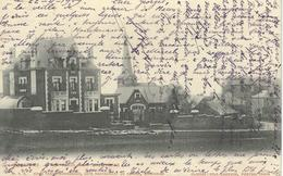 MOMIGNIES : La Place Des Arsillières - Cachet De La Poste 1909 - Momignies