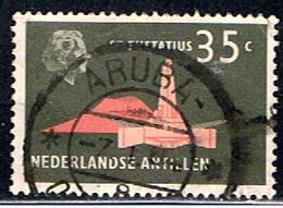 ANT-HOL 4 // Y&T 269 A // 1958-59 - Antilles