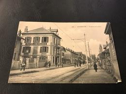 274 - ANNEMASSE Avenue De La Gare (Roch & Grollier) 1905 Timbrée - Annemasse