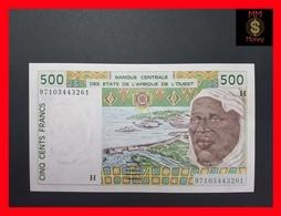Niger  500 Francs 1997 P. 610 UNC - Niger