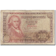 Billet, Espagne, 100 Pesetas, 1948-05-02, KM:137a, B+ - [ 3] 1936-1975 : Régence De Franco
