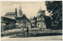 CREIL - Nouveau Parc - Vue Sur L'Entrée - Creil