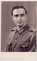 Lt Audeuken   Aéro     Photo Originale - Army & War