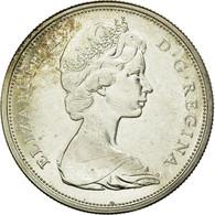 Monnaie, Canada, Elizabeth II, 50 Cents, 1965, Royal Canadian Mint, Ottawa, TTB - Canada
