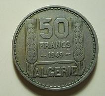 Algeria 50 Francs 1949 - Algérie