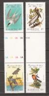 Barbuda 1985 Mi 790-793 MNH BIRDS - Other