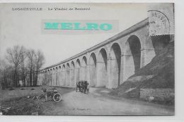 CPA - Longueville - Le Viaduc De Besnard. - France