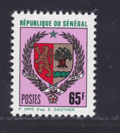 SENEGAL N°  434 ** MNH Neuf Sans Charnière, TB (D8088) Armoiries Du Sénégal -1976 - Sénégal (1960-...)