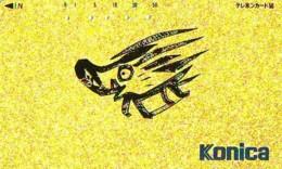 Télécarte Japon * YEAR Of The PIG (己亥) ZODIAC * (704c) COCHON * PHONECARD JAPAN * TK * SCHWEIN * PORCO * VARKEN - Zodiaque