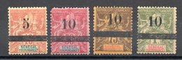 SENEGAL - YT N° 26 à 29 - Neufs * - MH - Cote: 200,00 € - Neufs