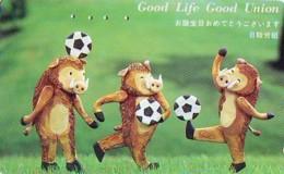 Télécarte Japon * YEAR Of The PIG (己亥) ZODIAC * (708) COCHON * PHONECARD JAPAN * TK * SCHWEIN * PORCO * VARKEN - Zodiaque