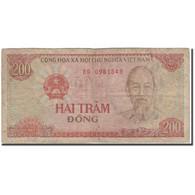Billet, Viet Nam, 200 D<ox>ng, KM:100a, B+ - Vietnam