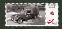 Persoonlijke Postzegel TRACTION AVANT  CITROEN - Belgique