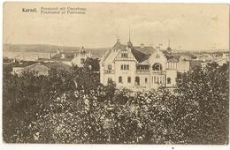 57-13 - Kurzel - Courcelles Chaussy - Pensionnat Et Panorama - Frankreich