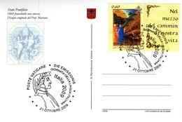 ITALIA  MAXI CARD 1974 FRANCESCO PETRARCA - Fdc. - FDC