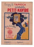 Protège-cahiers Exigez Le Tapioca Véritable Petit-navire - Les Quatre Opérations - Book Covers