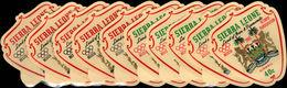 Sierra Leone 1968 Olympics Unmounted Mint. - Sierra Leone (1961-...)