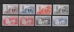 LOTE 1804  ///  (C120) ANDORRA 1944-46  YVERT Nº: 100/107 **MNH - Nuevos
