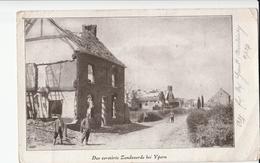 ZANDVOORDE DETRUIT - Zonnebeke