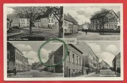 Hassel, Saar, St. Ingbert, Adolf-Hitler-Platz, Josef-Bürkel-Straße - Saarpfalz-Kreis