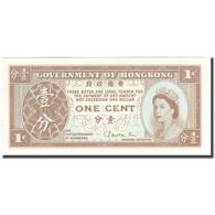 Billet, Hong Kong, 1 Cent, KM:325b, NEUF - Hong Kong
