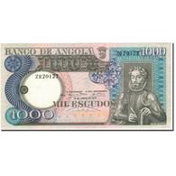 Billet, Angola, 1000 Escudos, 1973-06-10, KM:108, SUP - Angola