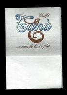 Tovagliolino Da Caffè - Caffè Tanù - Company Logo Napkins