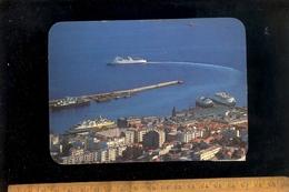 BASTIA Corse : Le Nouveau Port / Bateau Ferry Boat Maritime Vessel Cargo Ship Schiff - Bastia