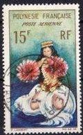 FRANZÖSISCH POLYNESIEN Mi. Nr. 35 O (A-2-5) - French Polynesia