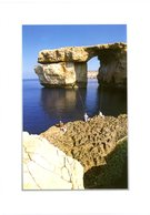 Malta. Gozo. Azure Window. Dwejra. The Maltese Islands. Fenêtre D'azur. Malte. - Malte