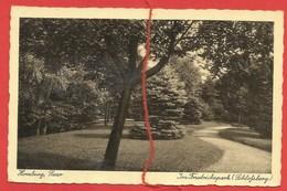 Homburg, Saar, Im Friedrichspark, Schloßberg - Saarpfalz-Kreis
