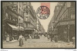 Paris-La Rue De Clignancourt - Arrondissement: 18