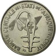 Monnaie, West African States, 100 Francs, 1974, Paris, TTB+, Nickel, KM:4 - Côte-d'Ivoire