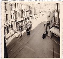 PHOTO ORIGINALE 39 / 45 WW2 WEHRMACHT BELGIQUE LOUVAIN - Guerre, Militaire