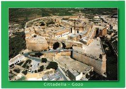 Malta. Gozo. Citadella. Citadelle. Malte. - Malte