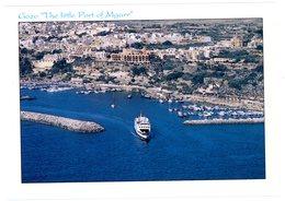 Malta. Gozo. The Little Port Of Mgarr. Le Petit Port De Mgarr. Malte. - Malte