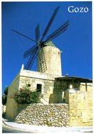 Malta. Gozo. Xaghra Windmill. Moulin à Vent De Xaghra. Malte. - Malte