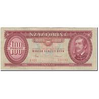 Billet, Hongrie, 100 Forint, 1984-10-30, KM:171g, TTB - Hongrie