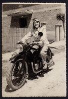 CROATIA DARUVAR - MOTORBIKE - PHOTO 14 X 10 Cm (not Postcard) (see Sales Conditions) - Motorbikes
