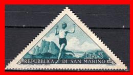 REPUBLICA DE SAN MARINO DEPORTES AÑO 1953 - San Marino