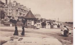 RAMSGATE - EAST CLIFF PROMENADE . LL - Ramsgate