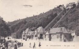 FOLKESTONE - THE LIFTS. LL 38 - Folkestone
