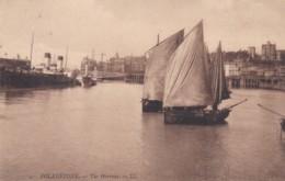 FOLKESTONE -THE HARBOUR  LL 4 - Folkestone