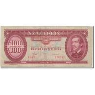 Billet, Hongrie, 100 Forint, 1984-10-30, KM:171g, TB+ - Hongrie