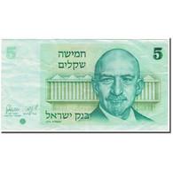 Billet, Israel, 5 Sheqalim, 1978, KM:44, TTB - Israel