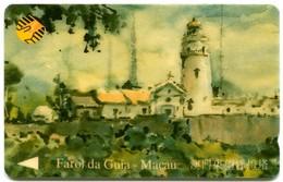 Macau CTM - MAC-8A - Farol Da Guia - Macau (8MACA) - Macau