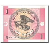 Billet, KYRGYZSTAN, 1 Tyiyn, KM:1, NEUF - Kirghizistan