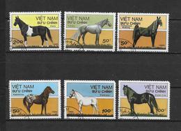 LOTE 1804  ///  (C060) VIETNAM YVERT Nº: 996/1001 - Vietnam