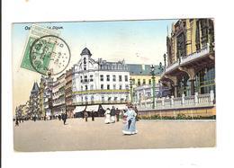OSTENDE - LA DIGUE - Oostende